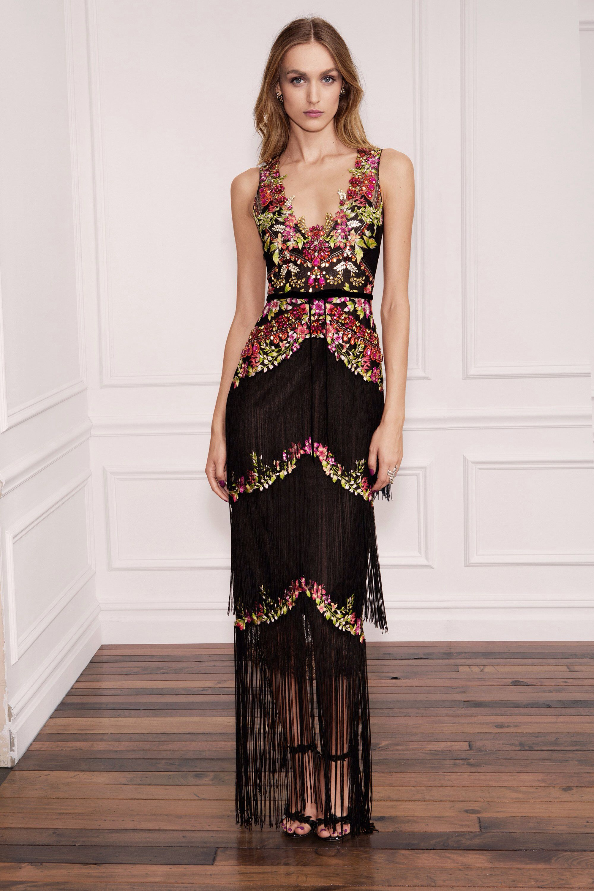 Marchesa Notte Spring 2018 Ready-to-Wear Fashion Show Collection 89ee7db3fa7c