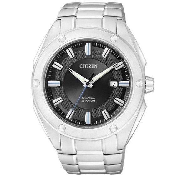 "UNITIME ""Expertos en relojes"" - CITIZEN BM7130-58E TITANIUM ECO-DRIVE, $8.430,64 (http://www.unitimeargentina.com/citizen-bm7130-58e/)"