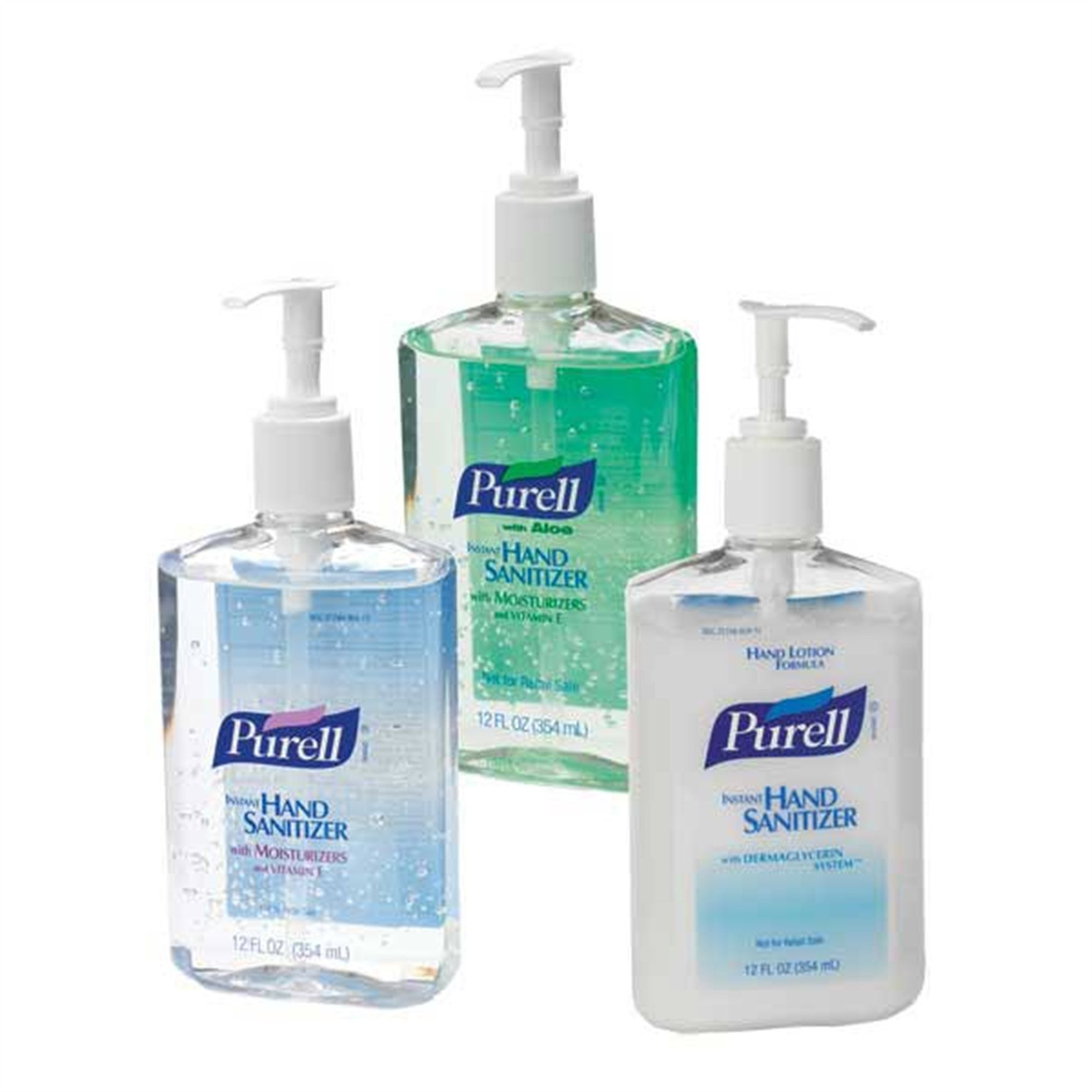 Purell Advanced Refreshing Gel Hand Sanitizer 1 Fl Oz Pack Of 72