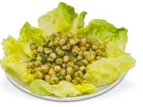 Nutrition Action   Nutrition Action » Chickpeas with Arugula-Lemon Pesto
