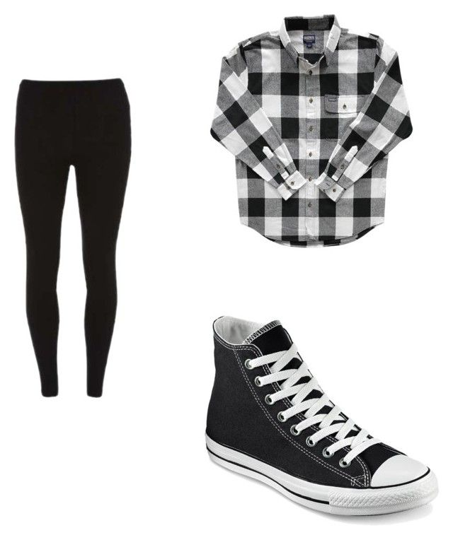 """Untitled #536"" by may5lin on Polyvore featuring Dorothy Perkins and Converse"