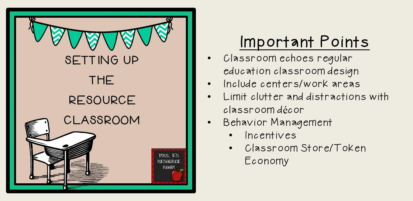 mrs h s resource room special ed summer blog hop week 2