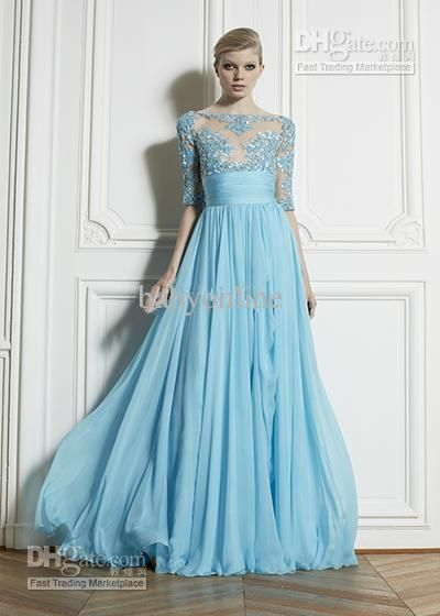 17 Best images about Prom on Pinterest | Long prom dresses, Sleeve ...