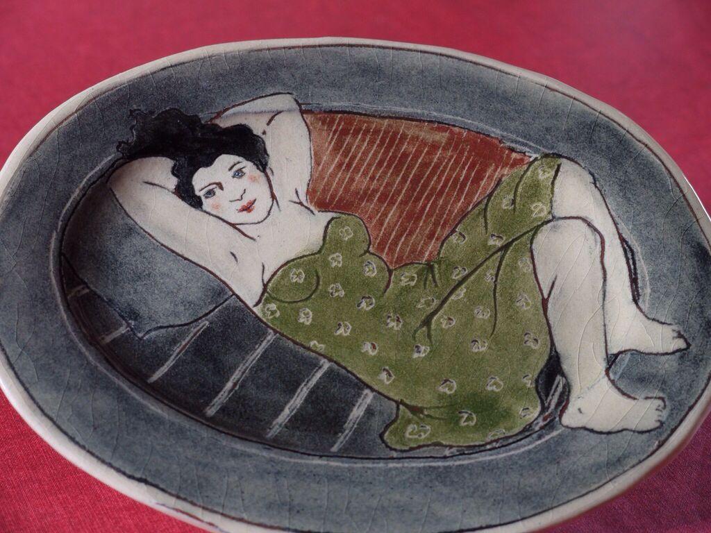 Louise Gardelle , Poterie de Cressensac