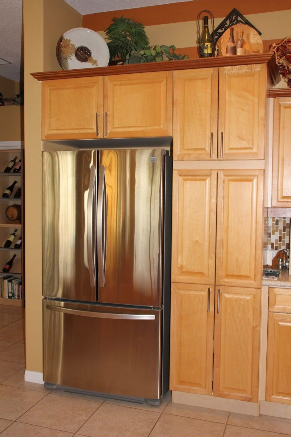 tall kitchen lowes (With images) Pantry storage