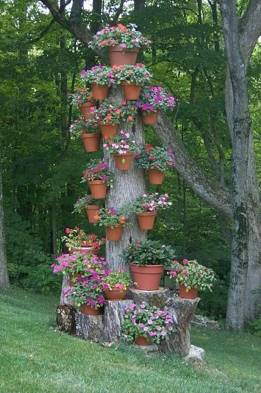 Bahçe Dekorasyon Örnekleri