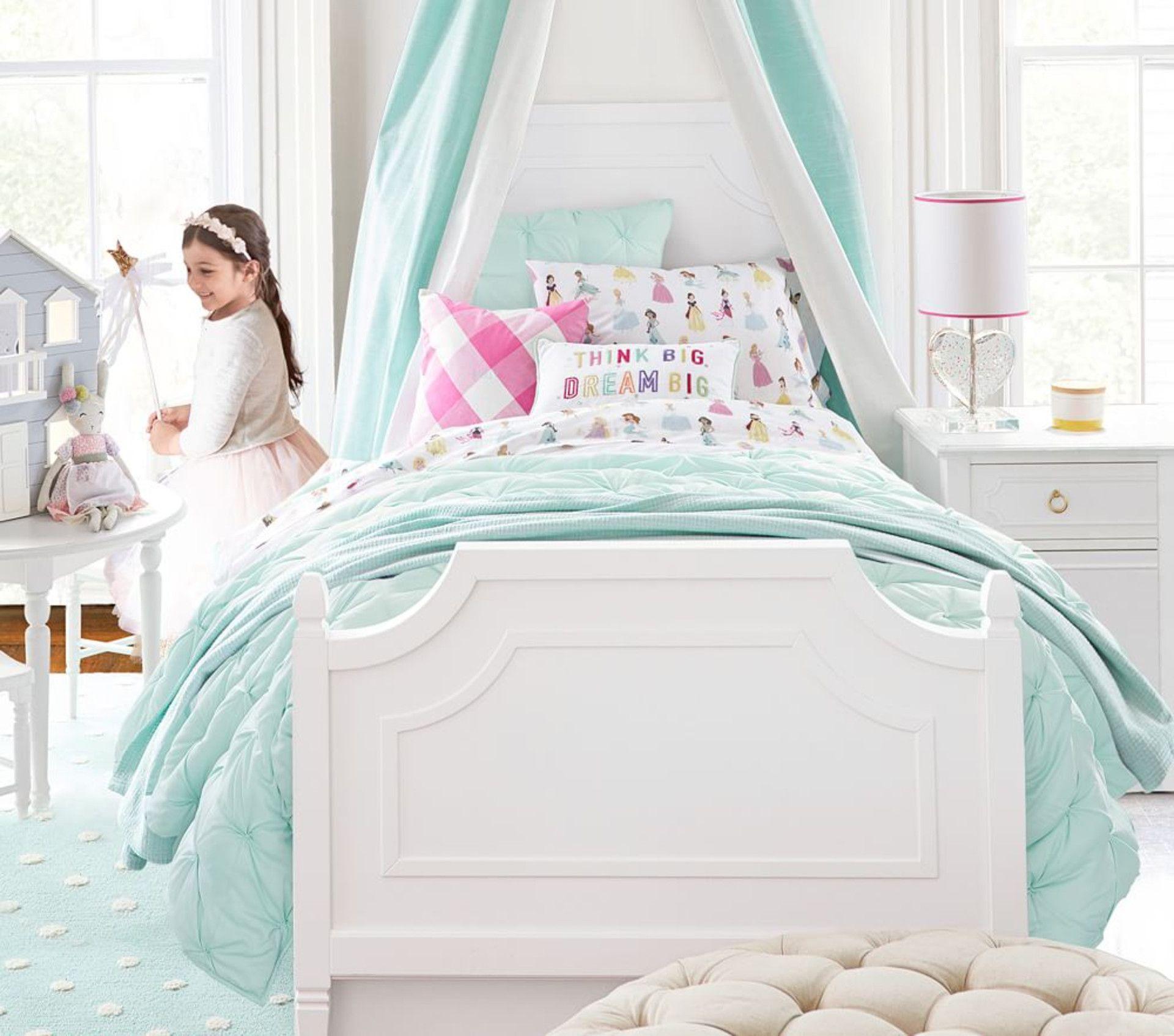 Ava Regency Single Bed Simply White Pottery Barn Kids Uk Luxury Bedroom Furniture Furniture Disney Princess Bedroom