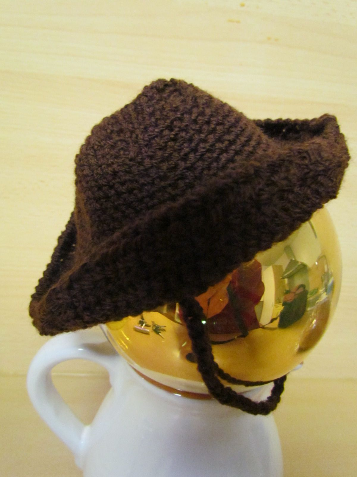 Free patern Cowboy hat for baby-boys http://angiesattic ...