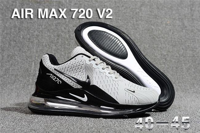 14150db2810ec Mens Nike Air Max 720 KPU 81JM. Mens Nike Air Max 720 KPU 81JM Pink Running  Shoes ...