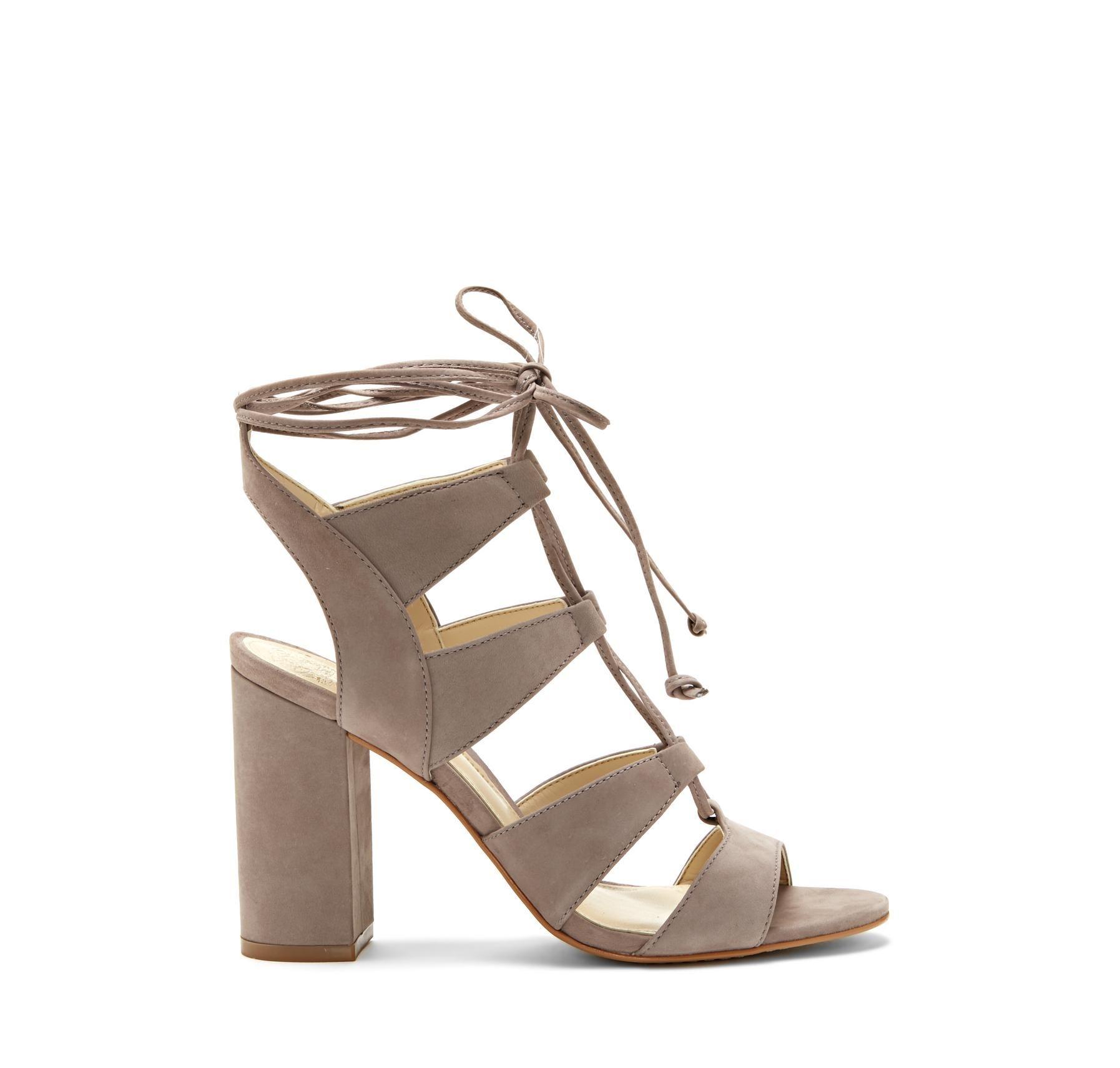 8ee9e816d537 Vince Camuto Winola - Lace-Up Cutout Sandal - Vince Camuto