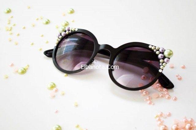 نظارات شمسية نسائية 2014 للمحجبات Pearls Diy Diy Sunglasses Girl With Sunglasses