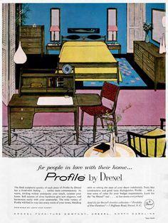 Image Result For Drexel Furniture Advertisements