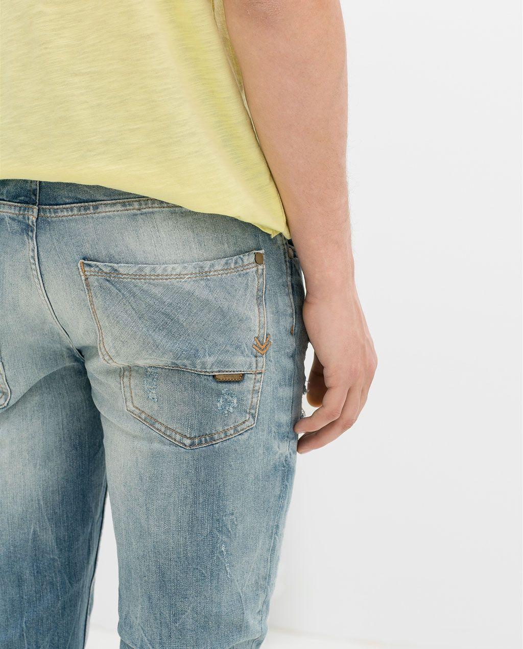 Back Pocket Denim Research Details Wash Pinterest Pantalon