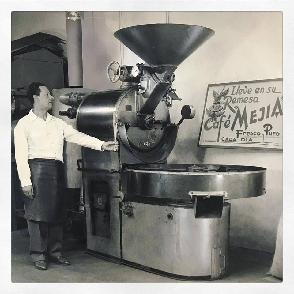 Probat150 Roaster, Coffee roasters, Coffee
