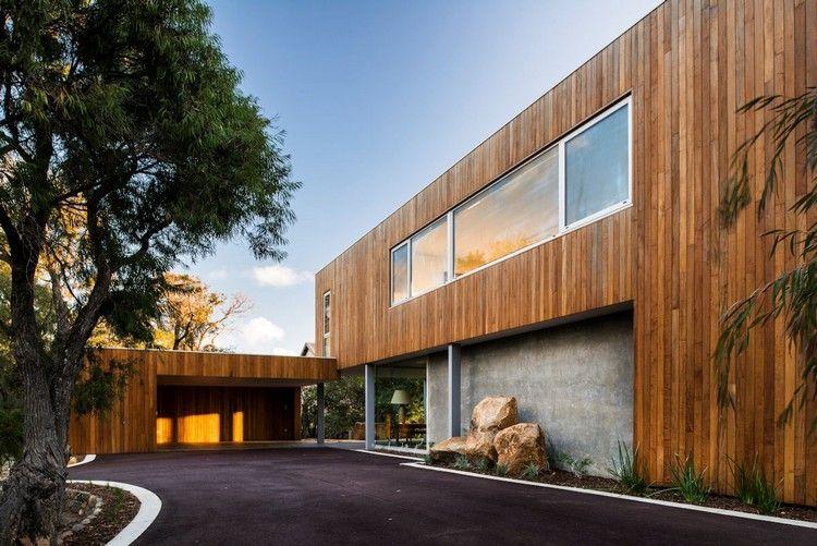 Holzfassade Haus bildergebnis für haus holzfassade hausbootfassade