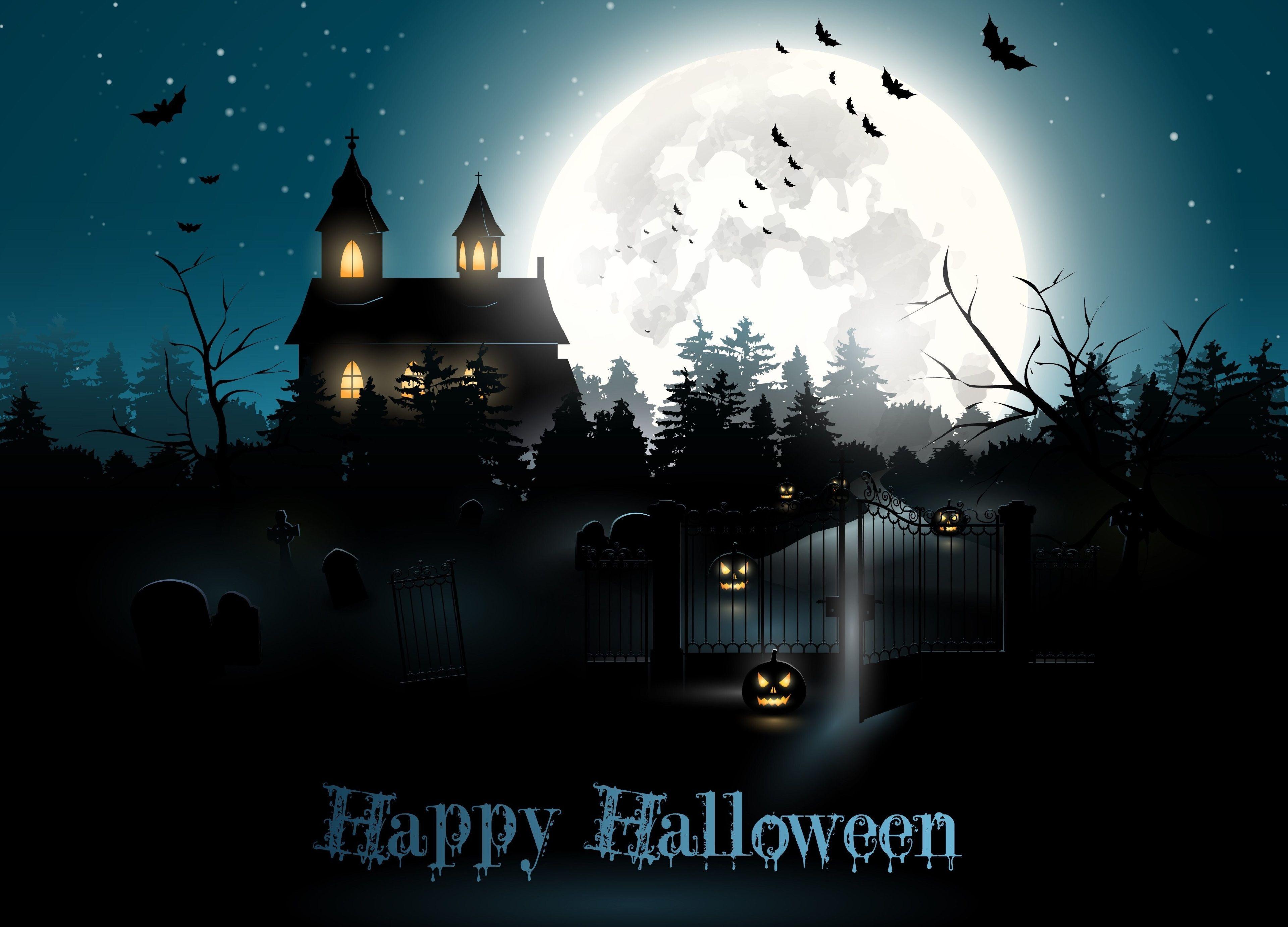 3840x2765 Halloween 4k Hi Def Wallpapers Halloween Wallpaper Halloween Images Happy Halloween Gif