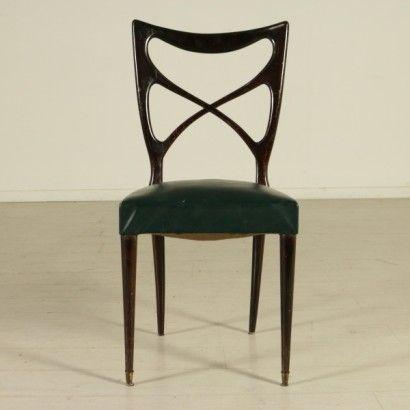 Sedie anni 50 mobili, vintage, design, arredamento d'interni, case. Sedie Anni 50 Sedie Mobili Anni 50 Mobili Vintage