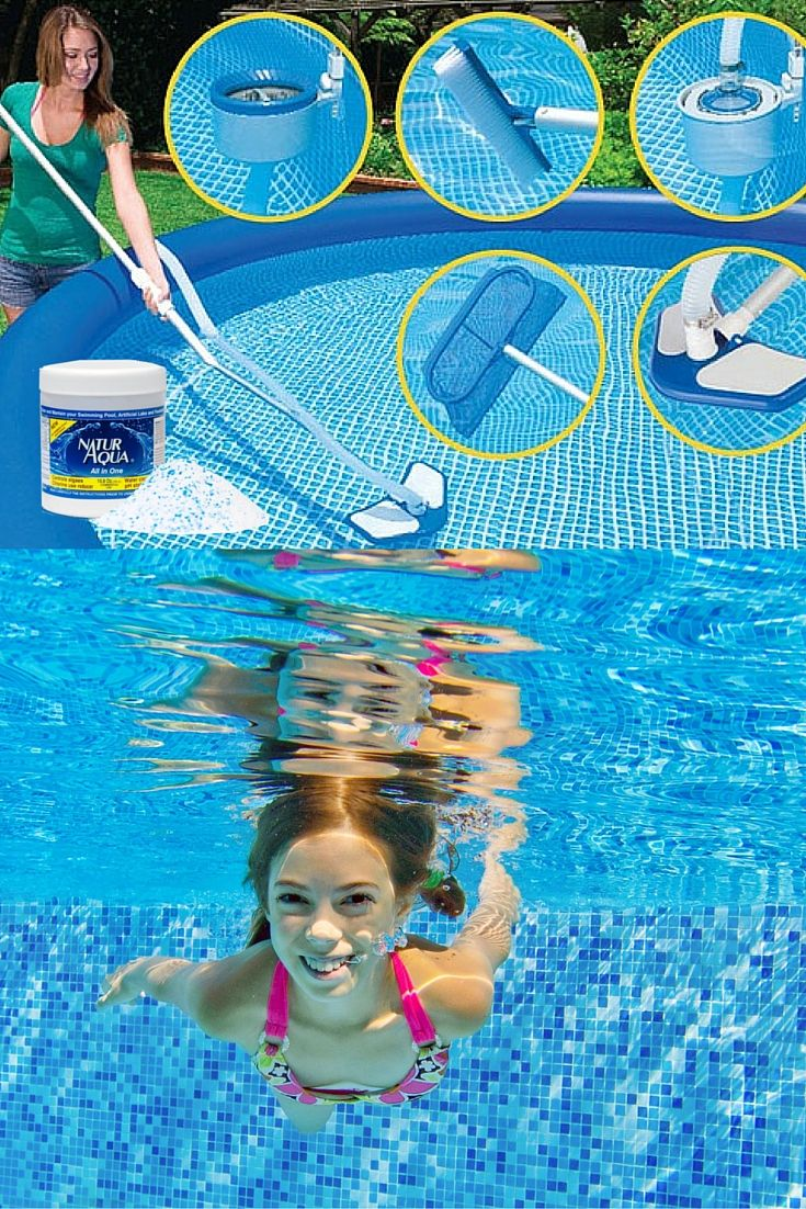 Pin by A on Household Supplies | Swimming pool maintenance, Pool ...