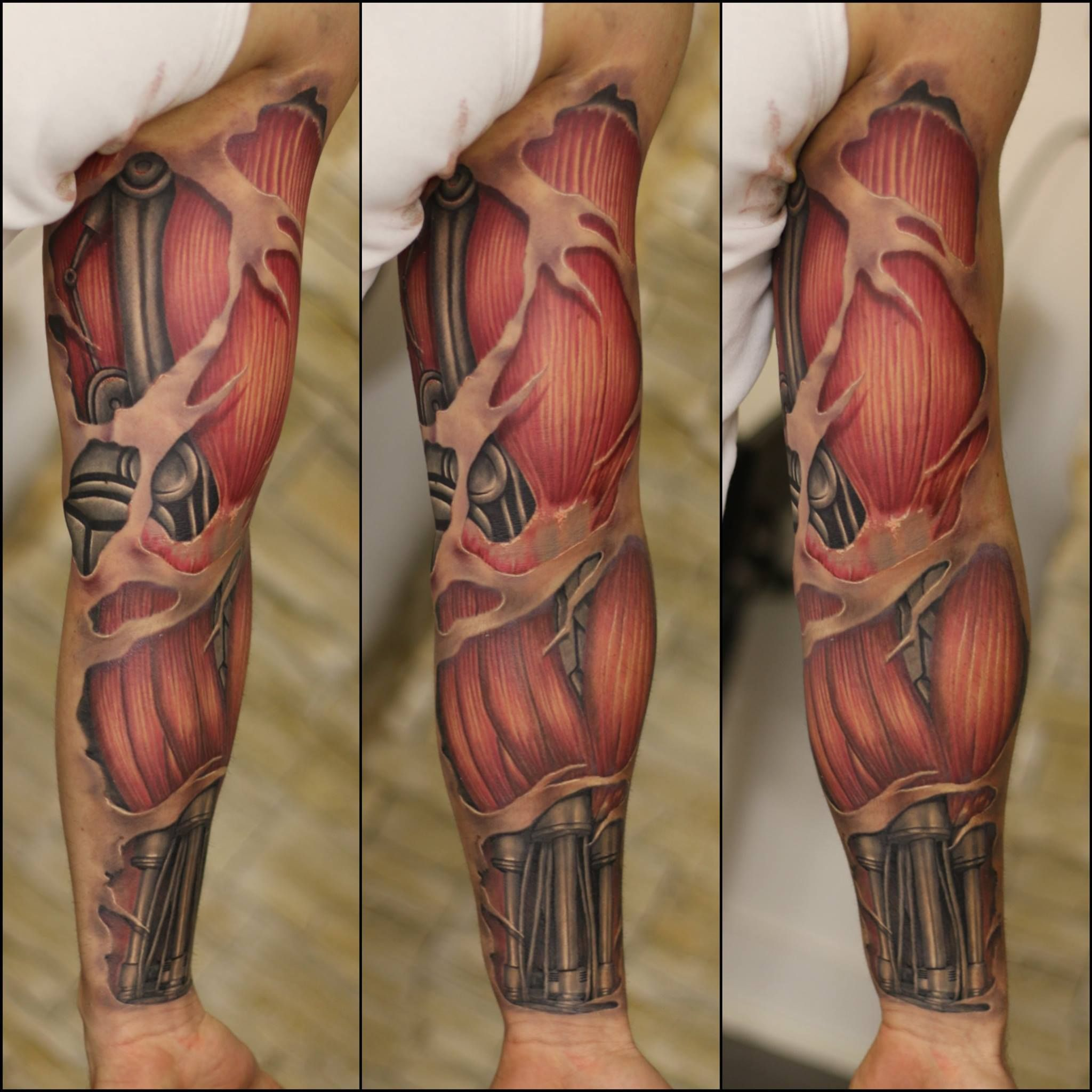 Pin by Moe Myint Kg Kin on Tattoo images Biomechanical
