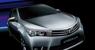 تعرف على أسعار السيارات اليابانية 2017 فى الأسواق Toyota Corolla Corolla Altis Toyota