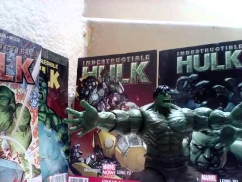 review (unboxin) HULK pelicula 2