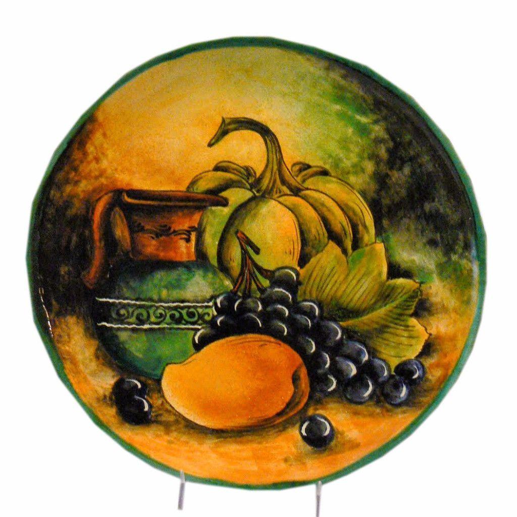 Lanzador Mayolica Dinner Plate