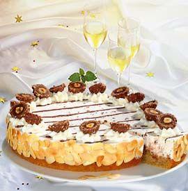 Weine Online Kaufen Rezept Kuchen Und Torten Rocher Torte Backrezepte