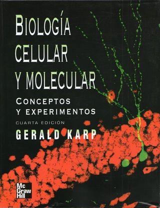 Biología Celular Y Molecular Conceptos Y Experimentos 4 Ed Biología Celular Biología Libros Virtuales