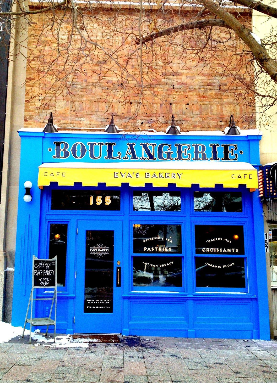 Evas bakery a boulangerie with images salt lake
