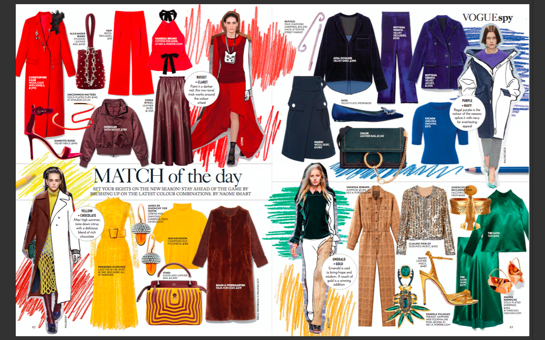 Design a fashion magazine game 92