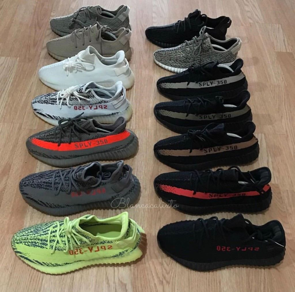 new product 1ee8c ee45d Adidas Yeezy Boost 350 SPLY V1 V2 Balenciaga Nike Off white ...