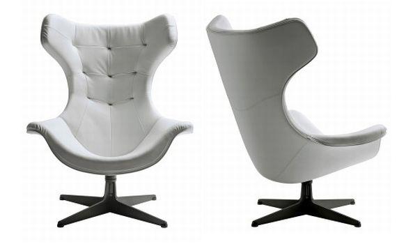 Poltrona Regina Frau.Regina Ii Chair By Paolo Rizzato For Poltrona Frau Designs