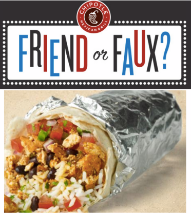 *HOT* Chipotle Buy 1 Get 1 FREE Entree Mobile Coupon (Up to $10 Value). Expires 8/31/15 – Hip2Save