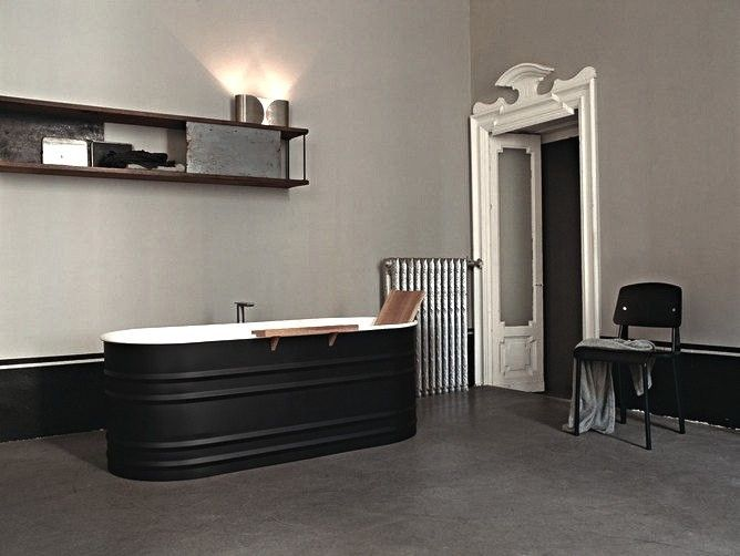 dark water 10 modern black bathtubs tubs black bathtub