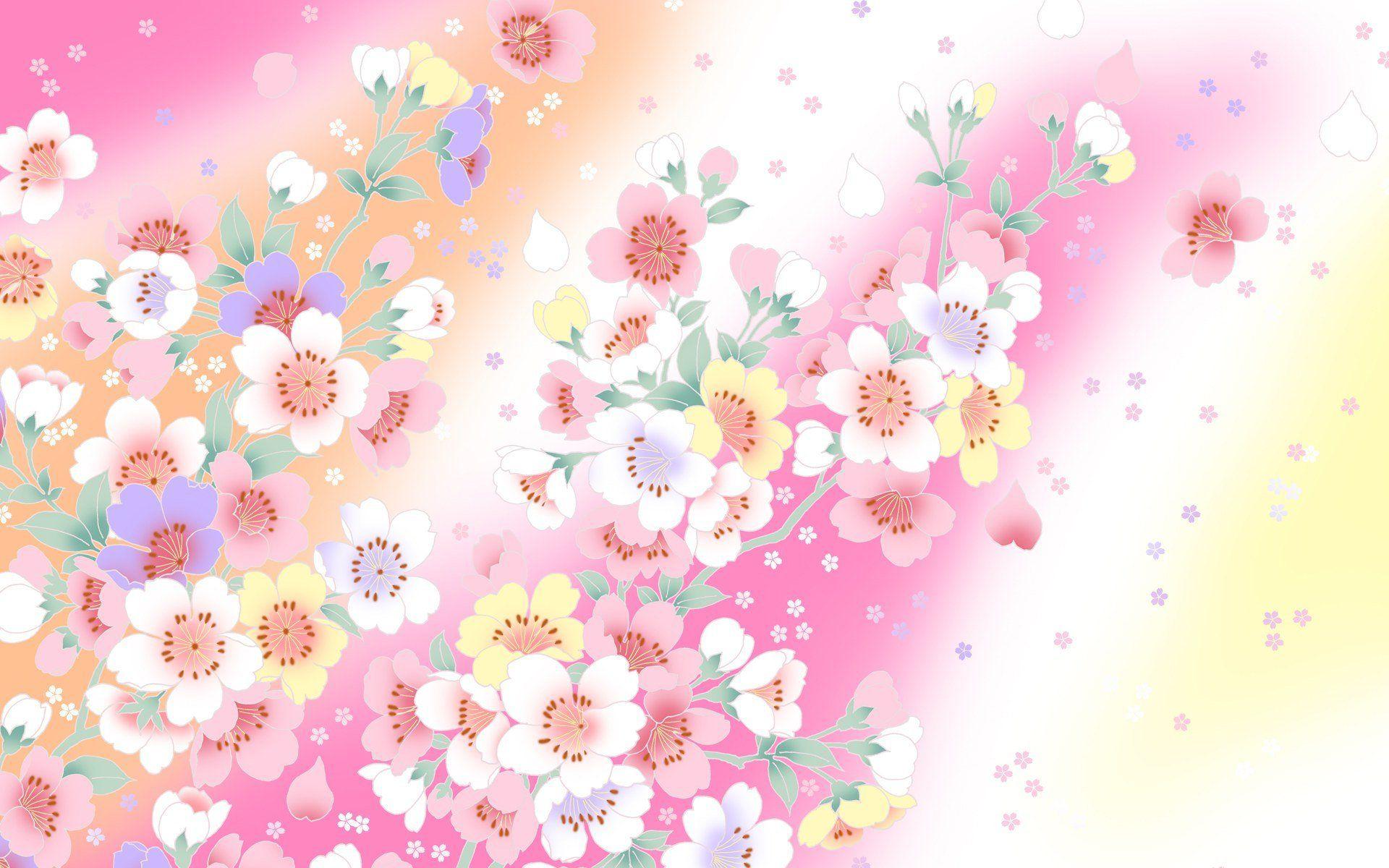 Pink flower designs wallpaper free jllsly oi pinterest pink flower designs wallpaper free jllsly mightylinksfo