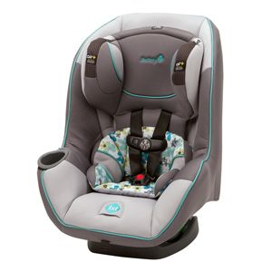 Safety 1st's Advance SE 65 Air + Convertible Car Seat in Plumberry