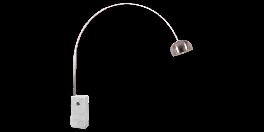 Arco floor lamp a and p castiglioni designer replica voga