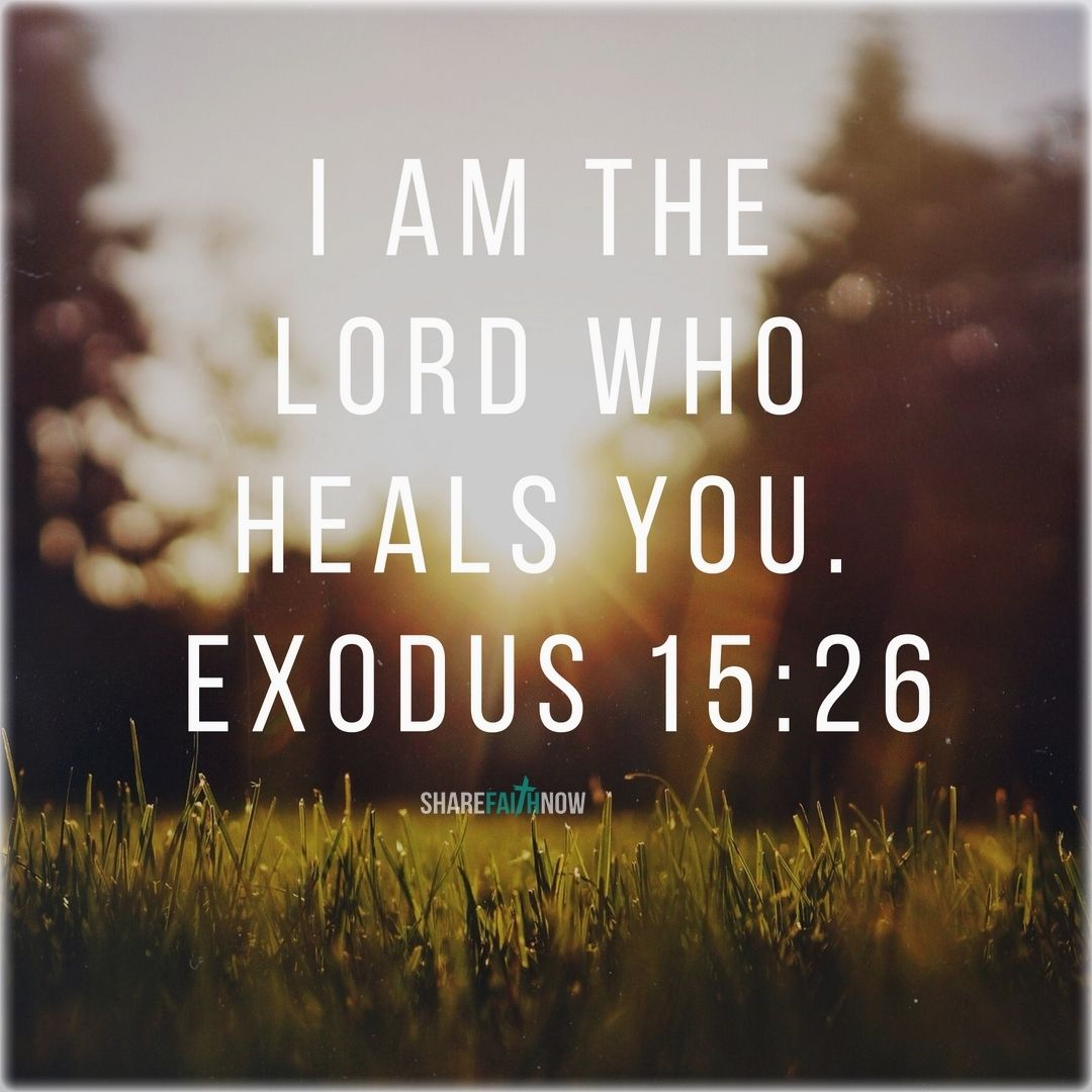 Best Bible Quotes About Healing