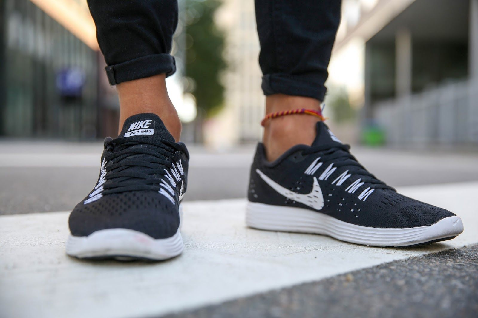 Nike Lunartempo 2: Black | sneakers | Pinterest | Black, Running shoes and  Clothing