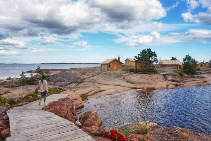 Summer house in archipelago, Åland. (Discovering Finland)