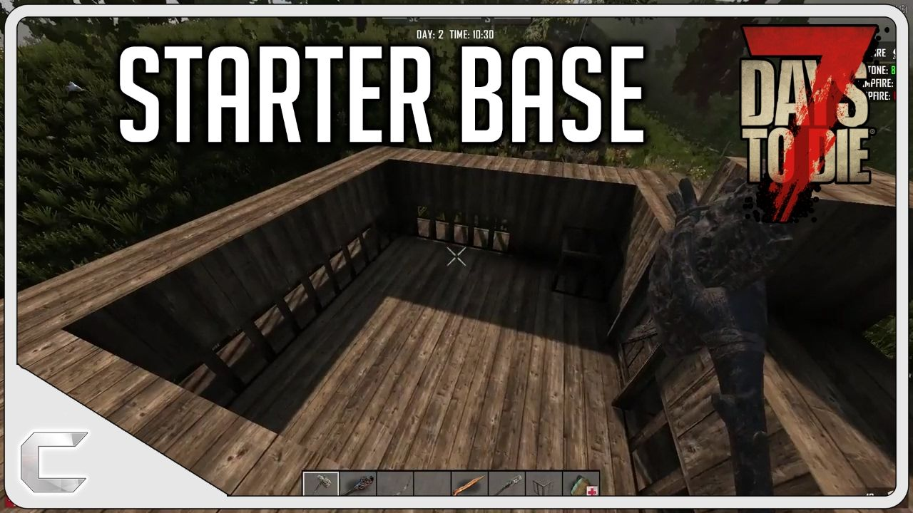 Pin By Chris Lance On 7 Days To Die 7 Days To Die Day Youtube