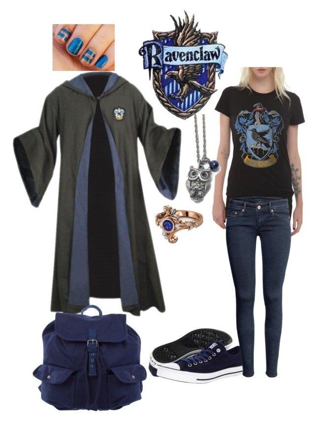Ravenclaw Tomboy Fashion Clothes Fashion