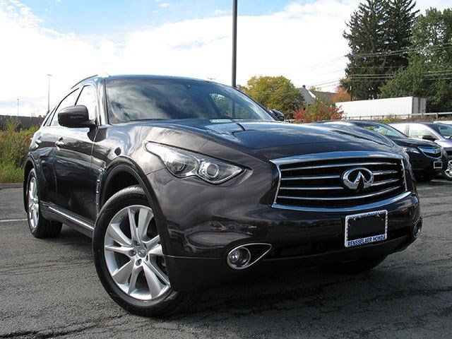 Car Of The Week You Have To Check Out This 2012 Infiniti Fx35 Awd