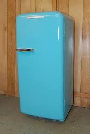 Kelvinator Fridges Vintage Refrigerator Vintage Fridge Retro Refrigerator
