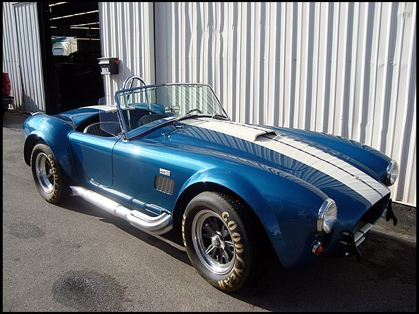 S198 1965 Shelby Cobra 427 S C Continuation 427 550 Hp 5 Speed