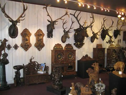 Daniels Antiques Aspen Antiques Gallery Where We Specialize In Black