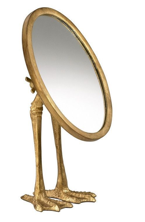 We love this mirror! How creative and unique. Whimsical interest serves a practical purpose with the Quack Mirror