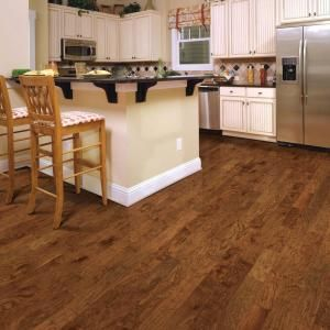 Home Legend Distressed Kinsley Hickory 3 8 In Thick X 5 In Wide X Varying Length Click Lock Hardwood Flooring 26 25 Sq Ft Case Hl132h The Home Depot Solid Hardwood Floors Engineered Hardwood Flooring Home