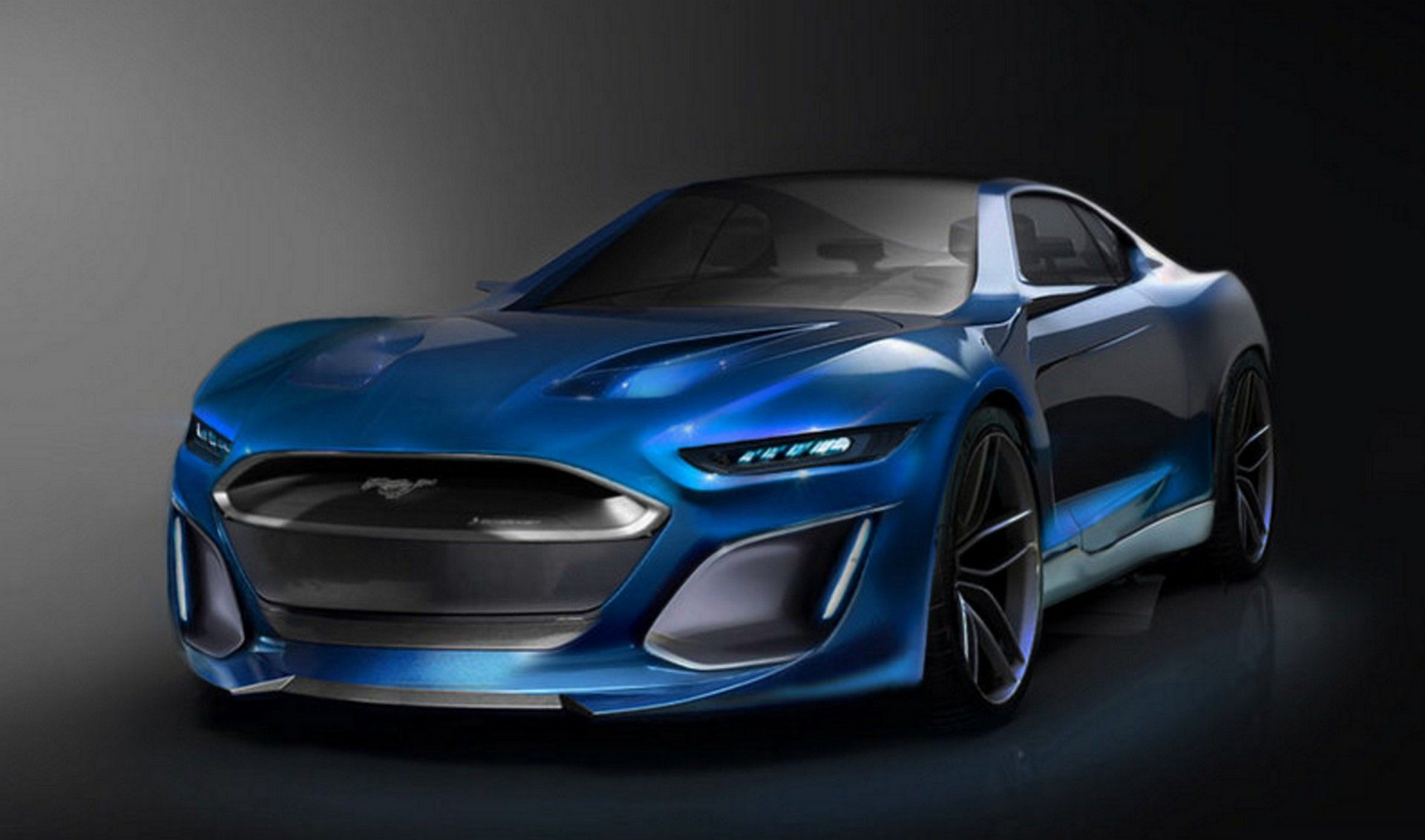 2021 Ford Mustang Concept 2020s And Beyond Ford