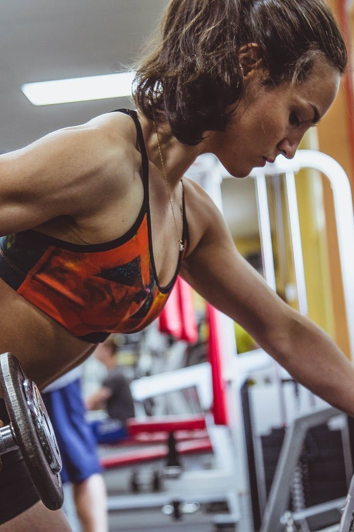 Build Muscle With This Upper-Body Workout That Doesn't Contain a Single Push-Up Upper body